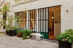 Gesa Hansen — Designer & Art Director, Apartment, Paris.