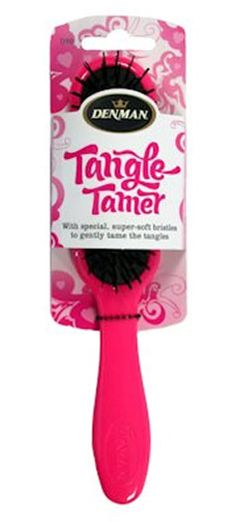 Denman tangle tamer hairbrush pink Denman tangle tamer hairbrush pink: Express Chemist offer fast delivery and friendly, reliable service. Buy Denman tangle tamer hairbrush pink online from Express Chemist today! http://www.MightGet.com/january-2017-11/denman-tangle-tamer-hairbrush-pink.asp