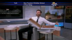 Pin for Later: Chris Evans Does This 1 Thing Almost Every Time He Laughs, and It's Freakin' Adorable