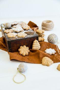 JasmineAnnGardinerPhotographer_TheNaturalFoodEmporium_Christmas-Shortbread-Gluten-Free Shortbread, Muesli, Granola, Gluten Free Cereal, Cookie Tray, Coconut Sugar, Egg Free, Recipe Using, Gluten Free Recipes