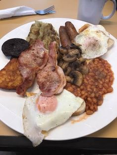 English Food, Recipe Of The Day, Meals, Breakfast, Morning Coffee, Meal, Yemek, Food, Nutrition