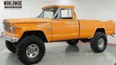 Jeep Pickup Truck, Classic Pickup Trucks, Pickup Camper, Old Jeep, Jeep Cj, Cool Trucks, 4x4 Trucks, Diesel Trucks, Lifted Trucks