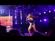 Justine Skye performs at Apple Music Festival 2015