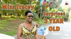 Miss Tracey Surprises 3 Year Old At Birthday Party 10162332 By Littlestorybug