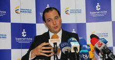 Superintendente  de Servicios Públicos, José Miguel Mendoza / Foto: Archivo