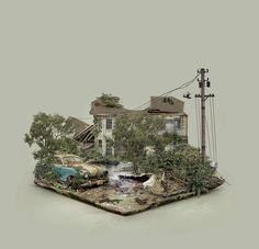 Abandoned Sites by Fabio Araujo - http://www.theinspiration.com/2017/08/abandoned-sites-fabio-araujo/