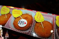 Queijadinhas de côco e baunilha ♥♥♥ - http://gostinhos.com/queijadinhas-de-coco-e-baunilha-%e2%99%a5%e2%99%a5%e2%99%a5/