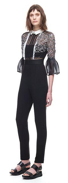 Bell Sleeve Jumpsuit