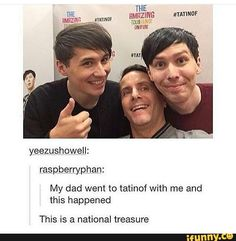 This is beautiful in every way and BTW worlds best dad award for this man!!>>> My dad went with me too and he even drew cat whiskers on his face :D<<< I want a father to draw whiskERS AND GO TO SEE MY IDOLS WITH ME TF