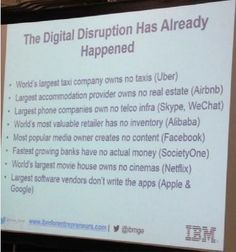 Charles Darwin und die digitale Welt.