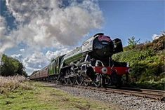 East Lancs to put on numerous Flying Scotsman experiences when it visits in 2020 Flying Scotsman, See World, Ticket To Ride, Train Pictures, World Famous, Trains, Artworks, British, David