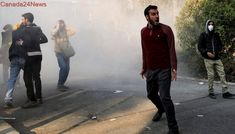 Two protesters killed as Iran warns demonstrators challenging country's leaders