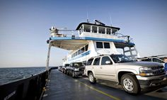 Explore the North Carolina Coast by Ferry (Including Ocracoke to Hatters in the Outer Banks)   VisitNC.com