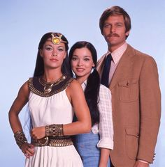 JoAnna Cameron, Joanna Pang and Brian Cutler in The Secrets of Isis