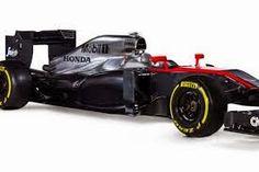 JP no Lance: F1 2015: Mc Laren apresenta carro