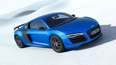 First drive: Audi R8 LMX - BBC Top Gear - £160,000, 5.2-litre naturally aspirated V10 562bhp special. That's an extra 20bhp over the V10 Plus, 10bhp over the R8 GT, torque remains the same at 398lb ft - Last model for Audi's first-gen supercar - this road car has lasers to assist its main beam headlights. Each 'bulb' comprises four laser diodes, which a phosphor converter transforms into white light. All you have to do is drive at 37mph+ and, when you engage main beam, the lasers…