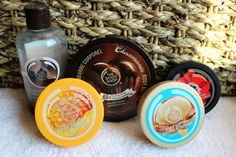 MODJUS fashion and beauty blog: Poznaj THE BODY SHOP i moje ulubione kosmetyki