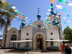 Russian Orthodox Church - Bishkek, Kyrgyzstan