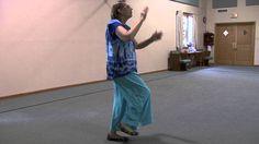 "Rejoice in Dance - Teaching video for ""Scooper"" dance"