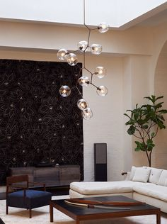 Lindsey Adelman lighting products