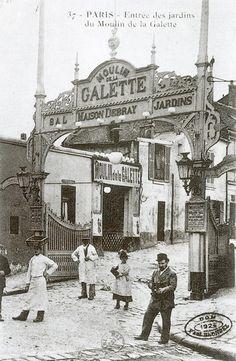 Posts about Photo written by Dylan Thomas Hayden Paris 3, Old Paris, Montmartre Paris, Paris City, Vintage Paris, Old Pictures, Old Photos, French Trip, Henri De Toulouse Lautrec