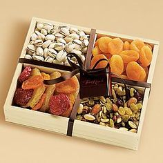 Cherry Moon Farms Dried Fruit and Nut Gift Box. $39.99