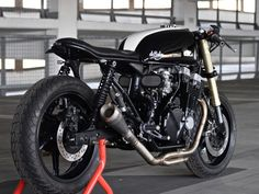 deBolex Mk3 - Honda CB750 Sevenfifty - deBolex London
