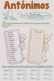 razonamiento verbal ejercicios para niños de primaria - Google Search