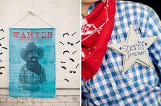 e wears a sheriff's pin