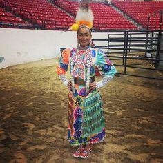 redelk42's photo on Instagram Native American Dress, Native American Regalia, Native American Women, Native American History, American Indians, Jingle Dress Dancer, Powwow Regalia, Native Girls, Contemporary Dresses