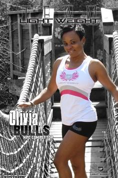 Olivia Bulls NPC Figure Competitor