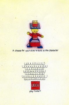 Let Go Of My Lego!