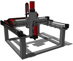 Mother Nature Makes ... We Build. BuildersBot Fuses 3D Printing & CNC Milling Into One Builder's Dream 3dprintingindustry.comThe BuilderBot is an Op...