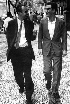 João Donato e João Gilberto