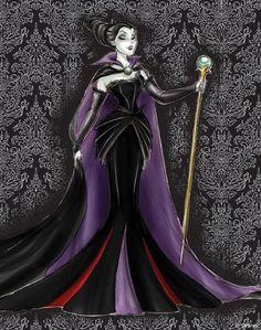 Disney Designer Villains: Malificent