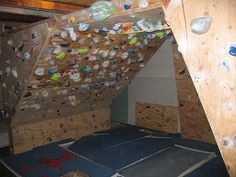 Show us your woodie - SuperTopo's climbing discussion forum is the world's most popular community discussion forum for people who actively climb outdoors. Home Climbing Wall, Indoor Climbing, Rock Climbing, Indoor Bouldering, Bouldering Wall, Casas Club, Rock Room, Jungle Gym, Rock Wall