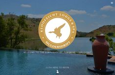 The stillness of Kloofzicht Lodge is embodied by water as the lodge, comprising sixty suites, overlooks six exquisite fly fishing dams and the lower reaches of the Blaauwbank Spruit. Own Quotes, Build Your Own, Fly Fishing, Perfect Wedding, Wedding Venues, Spa, How To Plan, Building, Water