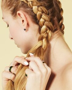 Dare to do a different braid style this summer — start here!