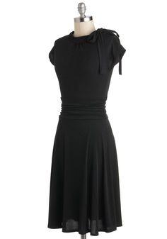 Dance Floor Date Dress in Midnight | Mod Retro Vintage Dresses | ModCloth.com