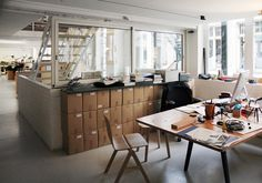 designboom goes inside the paris studio of ronan + erwan bouroullec