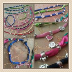 I bracciali dell estate 2013... Estate, Personalized Items, Bracelets, Handmade, Jewelry, Fashion, Moda, Jewels, Fashion Styles