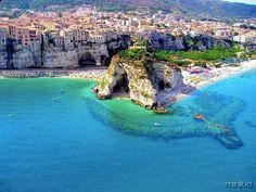 Calábria, Sul da Itália