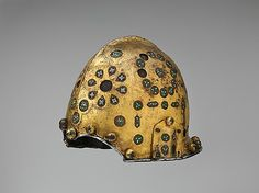 Spanish late 15th C sallet