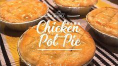 港式雞批 Hong Kong Style Chicken Pot Pie