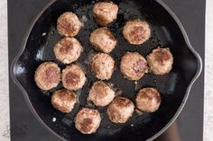 Learn how to make meatballs from scratch! Made with ground beef, breadcrumbs, egg and seasoning, you can cook them right away or freeze for easy meal prep! Crock Pot Slow Cooker, Slow Cooker Recipes, Easy Meal Prep, Easy Meals, How To Make Meatballs, How To Make Spaghetti, Homemade Spaghetti Sauce, Meatball Bake, Spaghetti And Meatballs