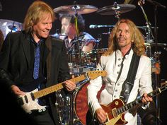 James Young & Tommy Shaw: Styx