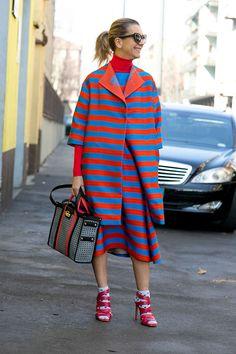 Styles from the street of Milan. 保證有看頭的米蘭時裝周場外街拍特輯 | Popbee - 線上時尚生活雜誌