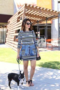 trina turk striped m