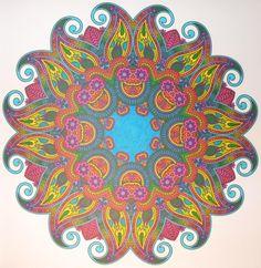 het enige echte mandala kleurboek instagram - Google zoeken