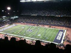 University of Washington Husky Marching Band